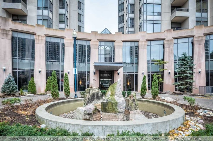 629 - 15 Northtown Way - Willowdale East Condo Apt for sale, 1 Bedroom (C5375267)