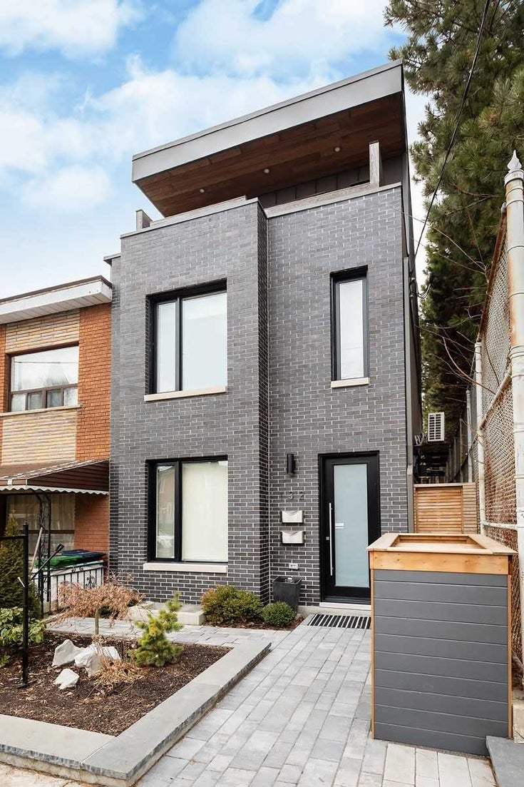 132 Shaw St - Trinity-Bellwoods Att/Row/Twnhouse for sale, 3 Bedrooms (C5375900)