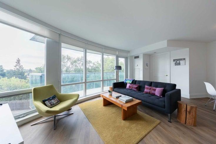 404 - 3830 Bathurst St - Clanton Park Condo Apt for sale, 2 Bedrooms (C5376377)