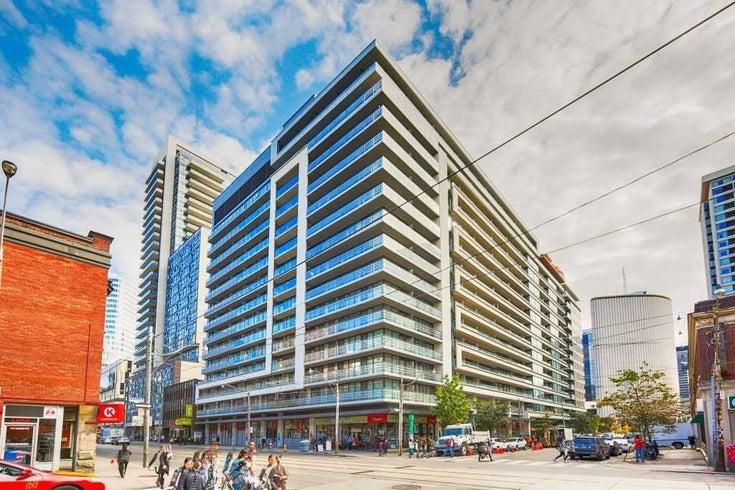 912 - 111 Elizabeth St - Bay Street Corridor Condo Apt for sale, 1 Bedroom (C5376386)