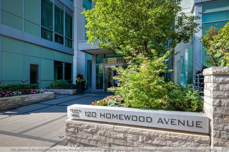 3007 - 120 Homewood Ave - North St. James Town Condo Apt for sale, 2 Bedrooms (C5376597)