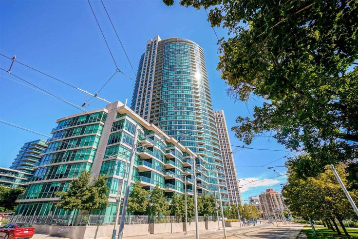 1804 - 215 Fort York Blvd - Waterfront Communities C1 Condo Townhouse for sale, 2 Bedrooms (C5376629)