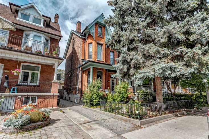 358 Crawford St - Trinity-Bellwoods Detached for sale, 3 Bedrooms (C5377540)