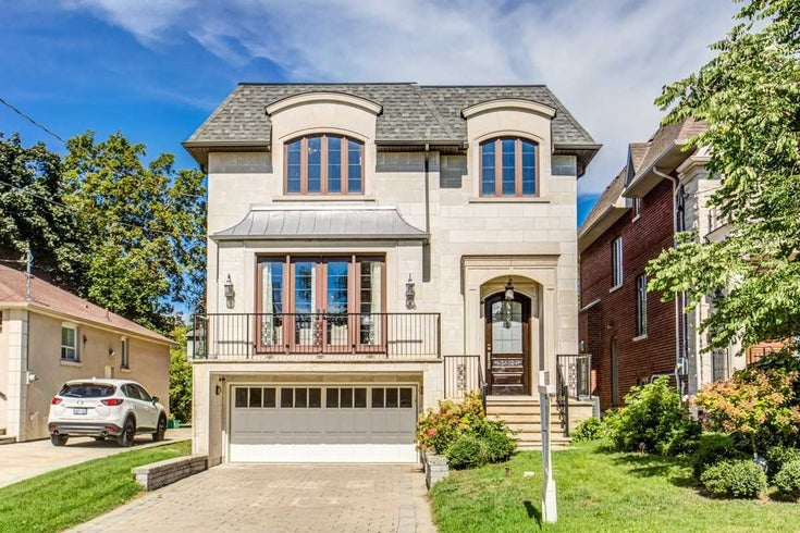 108 Alfred Ave - Willowdale East Detached for sale, 4 Bedrooms (C5377559)