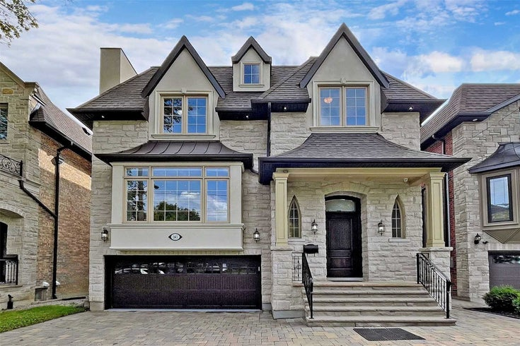 141 Park Home Ave - Willowdale West Detached for sale, 4 Bedrooms (C5377671)