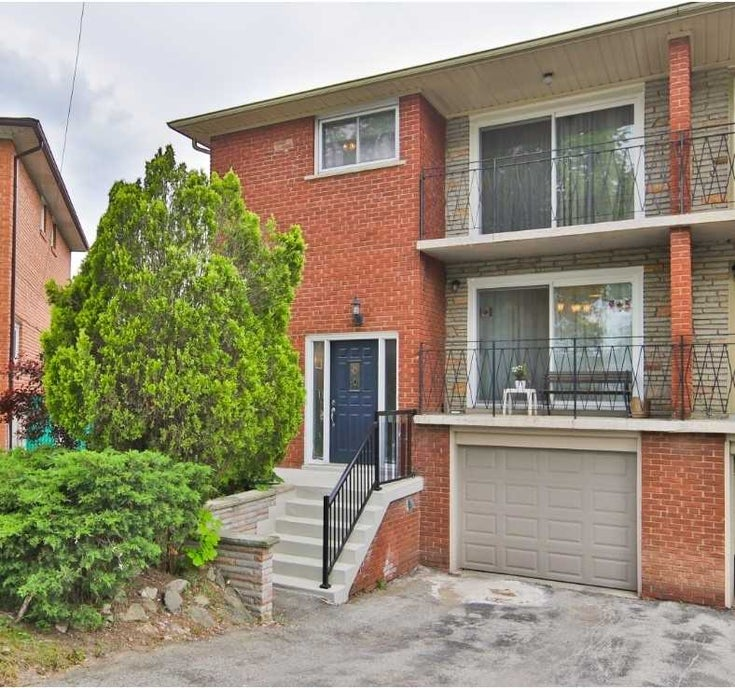 152 Mintwood Dr - Bayview Woods-Steeles Semi-Detached for sale, 4 Bedrooms (C5377803)