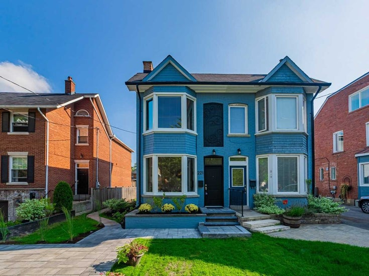 221 Ranleigh Ave - Lawrence Park North Semi-Detached for sale, 3 Bedrooms (C5377951)