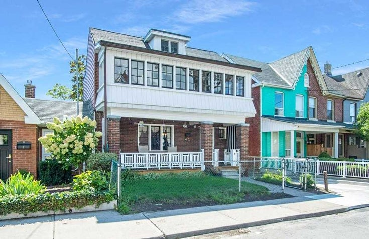 9 Foxley St - Trinity-Bellwoods Detached for sale, 4 Bedrooms (C5378133)