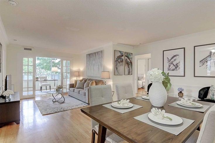 307 - 88 Grandview Way - Willowdale East Condo Apt for sale, 3 Bedrooms (C5378228)