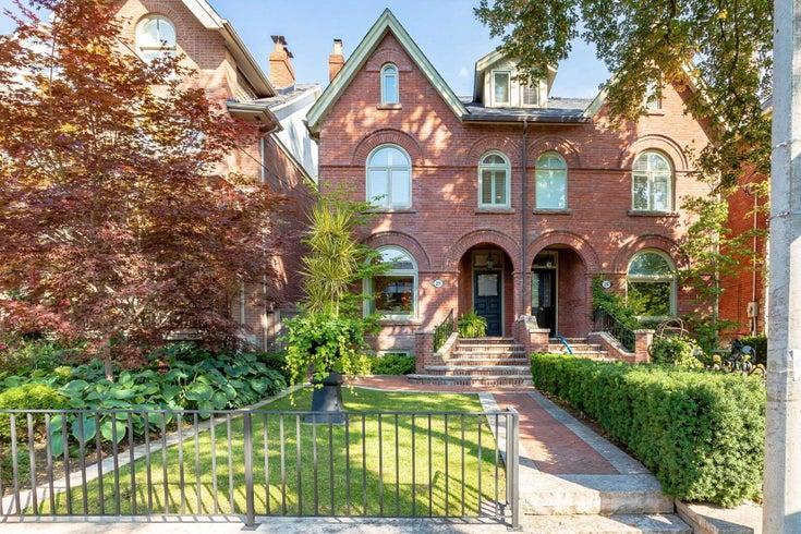 28 Farnham Ave - Yonge-St. Clair Semi-Detached for sale, 3 Bedrooms (C5378267)