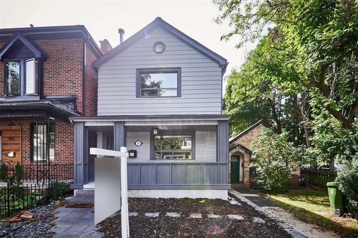 107 Hocken Ave - Wychwood Detached for sale, 2 Bedrooms (C5378695)