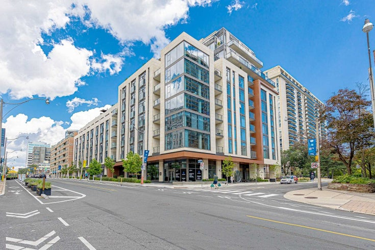 306 - 6 Jackes Ave - Rosedale-Moore Park Condo Apt for sale, 2 Bedrooms (C5381531)