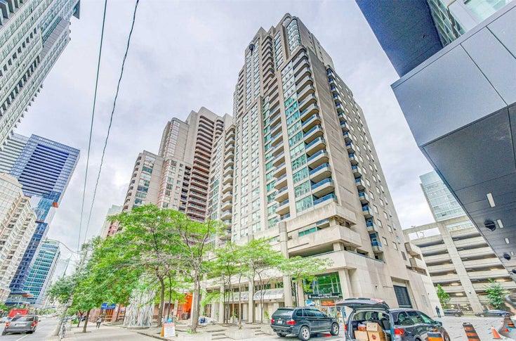 1003 - 750 Bay St - Bay Street Corridor Condo Apt for sale, 2 Bedrooms (C5381580)