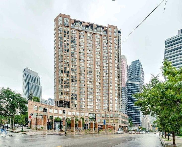 703 - 44 St Joseph St - Bay Street Corridor Condo Apt for sale, 1 Bedroom (C5381910)