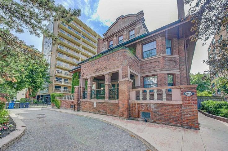 202 - 212 St George St - Annex Condo Apt for sale, 1 Bedroom (C5382069)