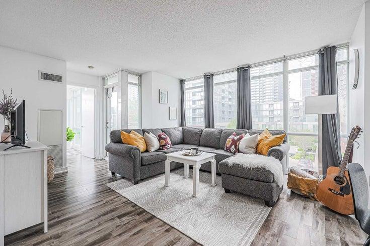 303 - 11 Brunel Crt - Waterfront Communities C1 Comm Element Condo for sale, 1 Bedroom (C5382349)