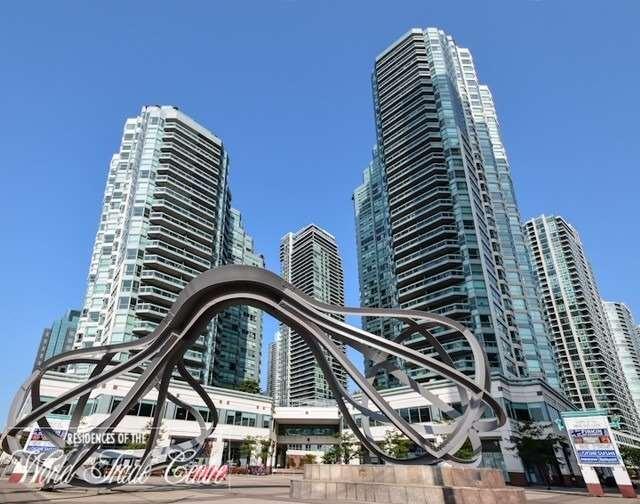 2211 - 10 Queens Quay W - Waterfront Communities C1 Condo Apt for sale, 1 Bedroom (C5382542)
