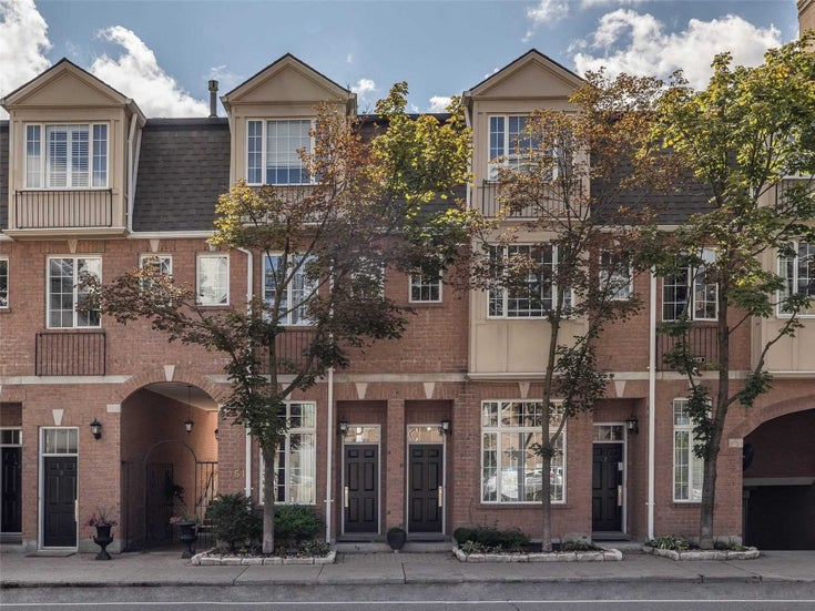 Th #6 - 151 Merton St - Mount Pleasant West Condo Townhouse for sale, 3 Bedrooms (C5382587)