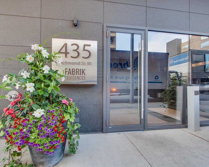 Ph107 - 435 Richmond St W - Waterfront Communities C1 Condo Apt for sale, 1 Bedroom (C5382618)