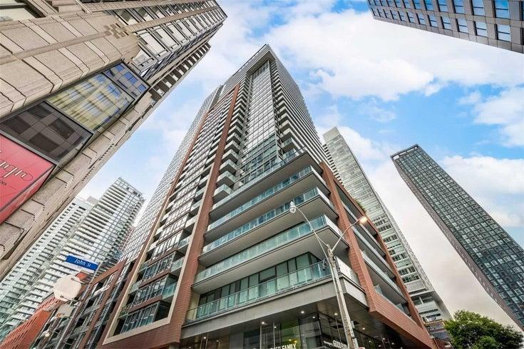 505 - 8 Mercer St - Waterfront Communities C1 Condo Apt for sale, 3 Bedrooms (C5382638)