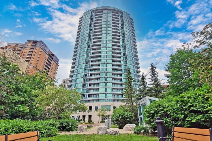 2003 - 60 Byng Ave - Willowdale East Condo Apt for sale, 1 Bedroom (C5382667)
