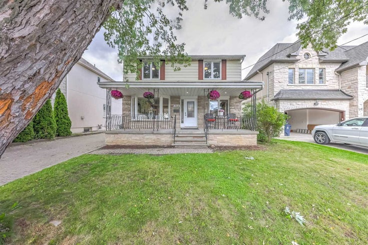 344 Hounslow Ave - Willowdale West Detached for sale, 4 Bedrooms (C5382759)