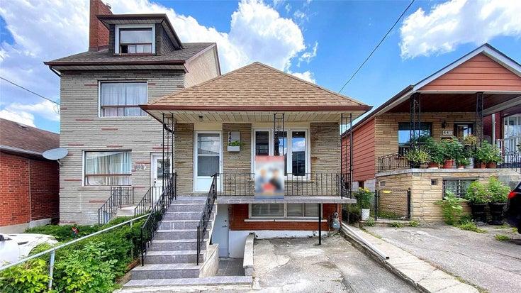 445 Westmount Ave - Oakwood-Vaughan Detached for sale, 2 Bedrooms (C5382761)