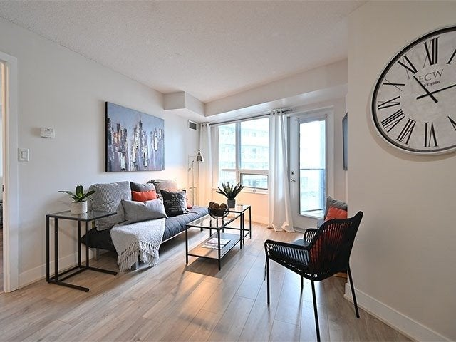 801 - 20 Blue Jays Way - Waterfront Communities C1 Condo Apt for sale, 2 Bedrooms (C5382812)