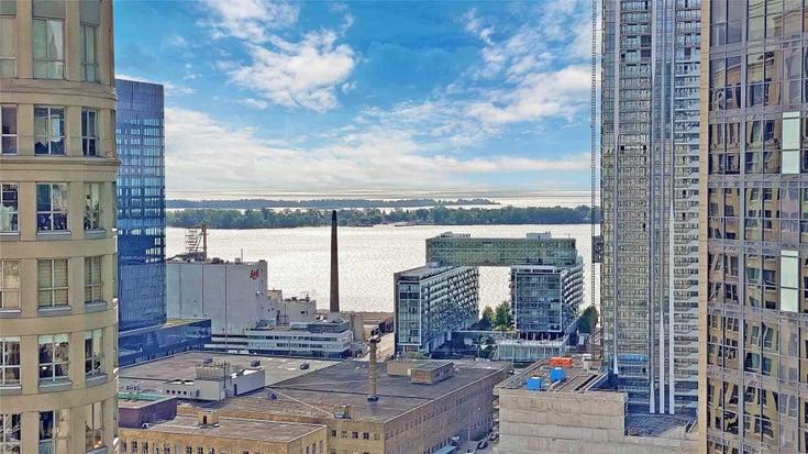 2509 - 8 The Esplanade - Waterfront Communities C8 Condo Apt for sale, 1 Bedroom (C5382814)