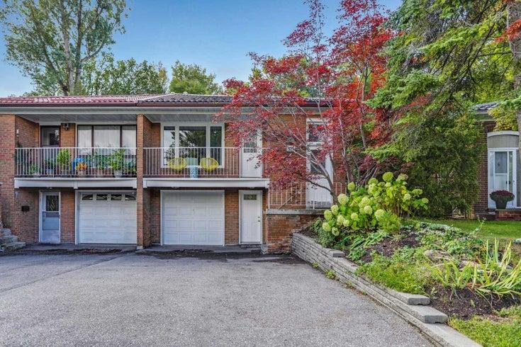 46 Harrington Cres - Bayview Woods-Steeles Semi-Detached for sale, 4 Bedrooms (C5382830)