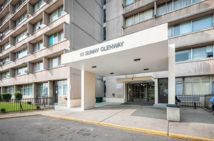 601 - 10 Sunny Glen Way - Flemingdon Park Condo Apt for sale, 2 Bedrooms (C5382986)