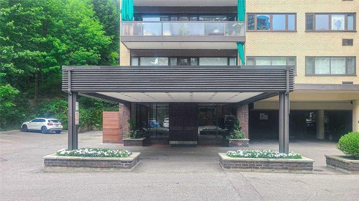 602 - 120 Rosedale Valley Rd - Rosedale-Moore Park Co-op Apt for sale, 2 Bedrooms (C5383073)