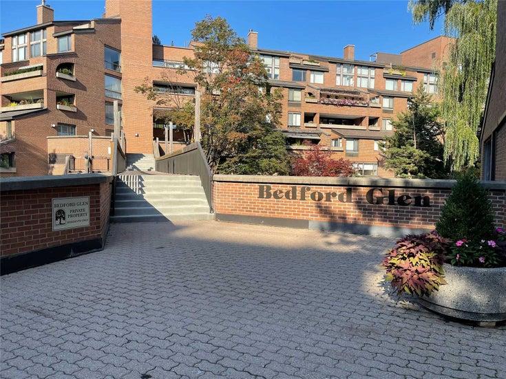 A206 - 1555 Avenue Rd - Bedford Park-Nortown Condo Apt for sale, 2 Bedrooms (C5383127)