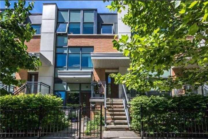 20 Cole St - Regent Park Condo Townhouse for sale, 3 Bedrooms (C5383243)