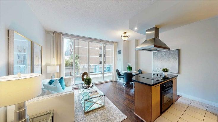 205 - 1121 Bay St - Bay Street Corridor Condo Apt for sale, 2 Bedrooms (C5383256)