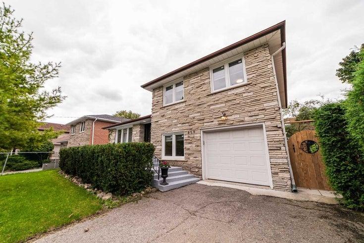 479 Glengarry Ave - Bedford Park-Nortown Detached for sale, 5 Bedrooms (C5383334)