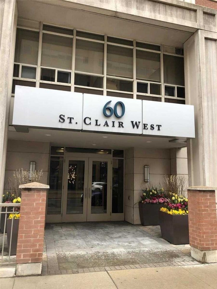 203 - 60 St Clair Ave W - Yonge-St. Clair Condo Apt for sale, 2 Bedrooms (C5383370)