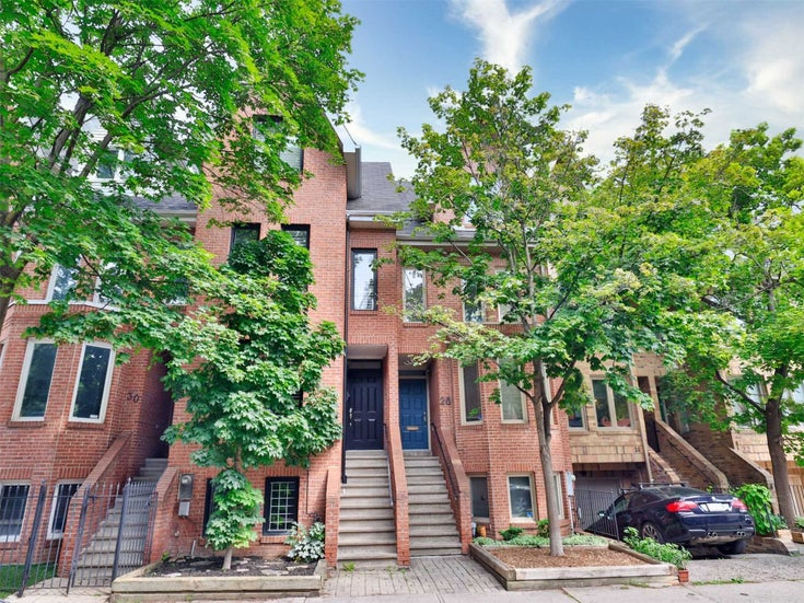 28 Alcorn Ave - Yonge-St. Clair Att/Row/Twnhouse for sale, 3 Bedrooms (C5383577)