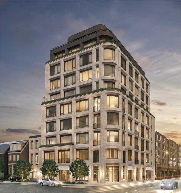 405 - 128 Hazelton Ave - Annex Condo Apt for sale, 2 Bedrooms (C5383782)