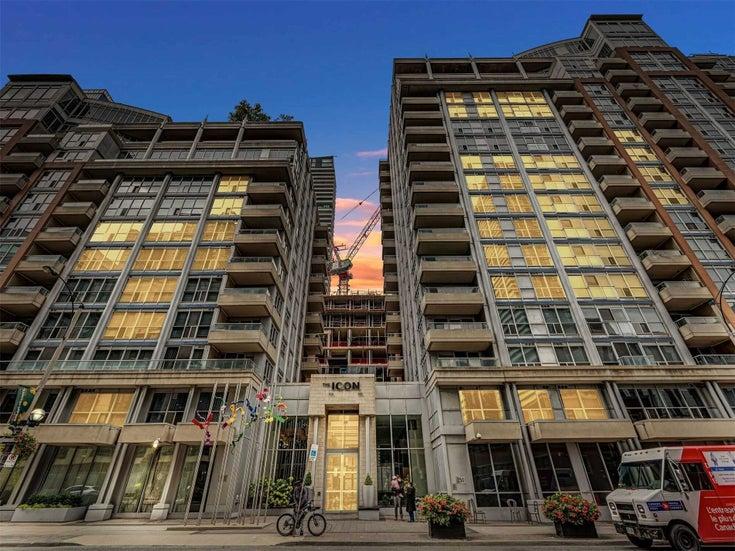 1127 - 250 Wellington St W - Waterfront Communities C1 Condo Apt for sale, 1 Bedroom (C5384357)