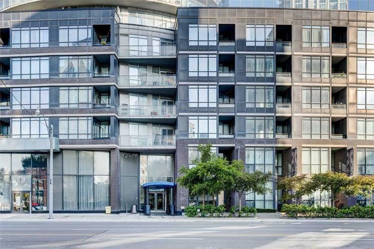 808 - 38 Dan Leckie Way - Waterfront Communities C1 Condo Apt for sale, 1 Bedroom (C5384499)
