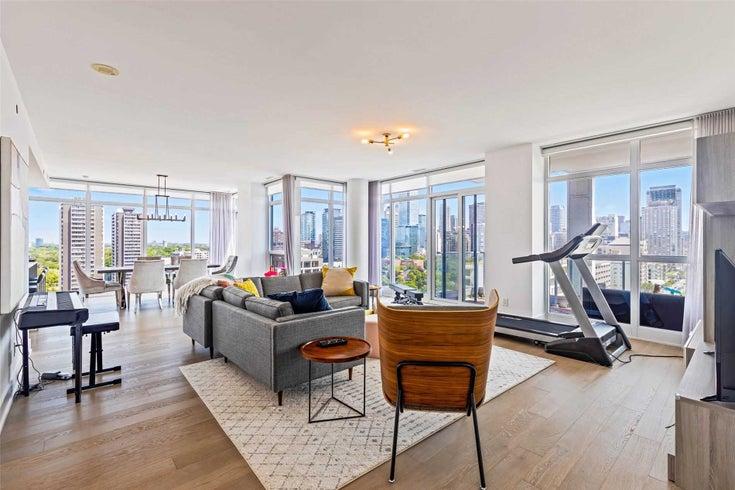 1509 - 170 Avenue Rd - Annex Condo Apt for sale, 2 Bedrooms (C5391325)