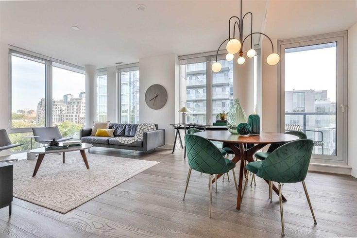 705 - 128 Pears Ave - Annex Condo Apt for sale, 2 Bedrooms (C5391698)