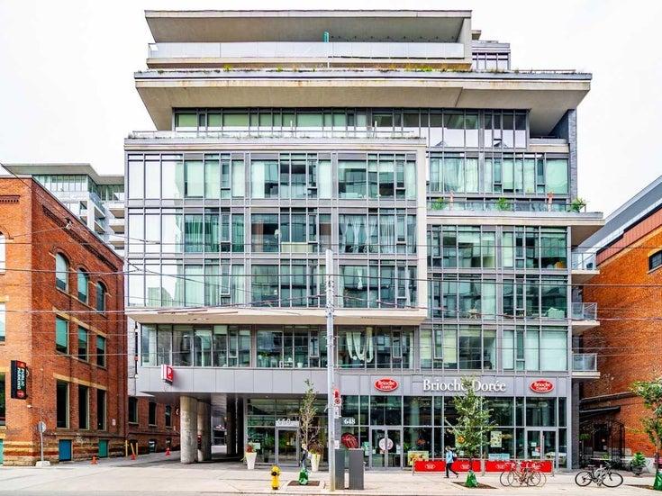 106 - 650 King St W - Waterfront Communities C1 Comm Element Condo for sale, 2 Bedrooms (C5394289)