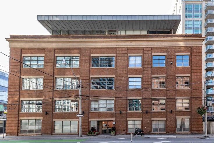 313 - 383 Adelaide St E - Moss Park Condo Apt for sale, 1 Bedroom (C5396255)