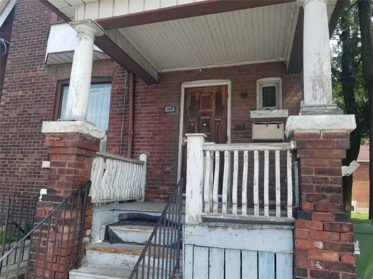 193 Christie St - Annex Detached for sale, 6 Bedrooms (C5396385)