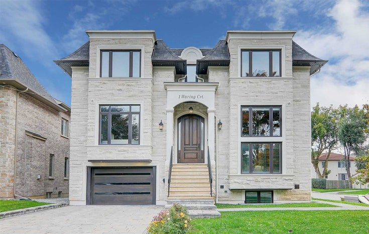 1 Waring Crt - Willowdale East Detached for sale, 4 Bedrooms (C5399437)