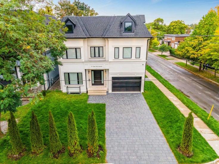 21 Glen Park Ave - Englemount-Lawrence Detached for sale, 6 Bedrooms (C5399547)