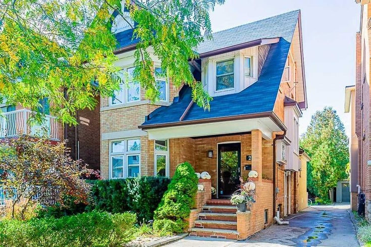 22 Pinewood Ave - Humewood-Cedarvale Detached for sale, 4 Bedrooms (C5400329)