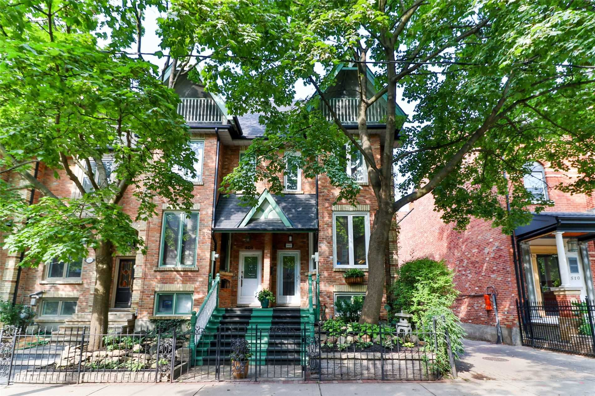 508A Ontario St - Cabbagetown-South St. James Town Att/Row/Twnhouse for sale, 3 Bedrooms (C5400434) - #31